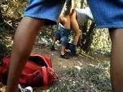 Порно ролики онлайн трах в лесу
