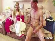 Порно со стареньким дедом